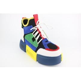 Renkli Spor Ayakkabı