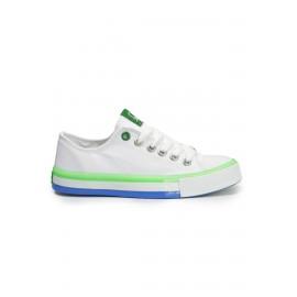 United Colors Of Benetton Beyaz Spor Ayakkabıı