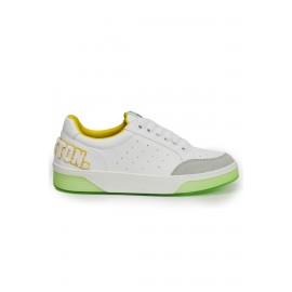 United Colors Of Benetton Beyaz/Yeşil Spor Ayakkabı