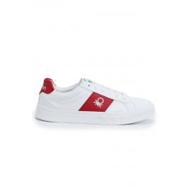 United Colors Of Benetton Beyaz Sneaker