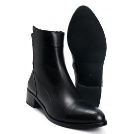 Kadın Siyah Leopar Omuz Askılı Eldede Tutulabilen Çanta Vva5750