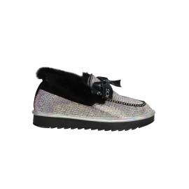 Kadın Kürklü Casual Ayakkabı
