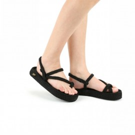 Kadın Halat & İp Sandalet - Siyah ₺249,90 KDV Dahil