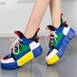 KADIN LACİVERT  Sneaker